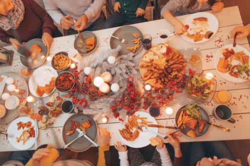 célébration de Thanksgiving