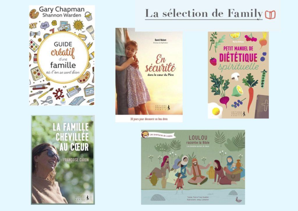 sélection littéraire juin2021